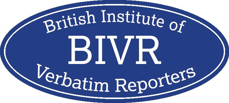 BIVR - British Institute of Verbatim Reports